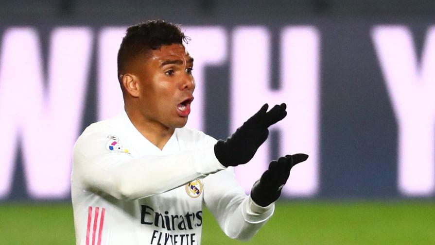 'Реал' победил 'Эйбар' и вышел на второе место в Ла Лиге