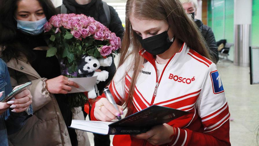 'Мужики так не прыгают': Бестемьянова оценила выступление Трусовой на ЧМ