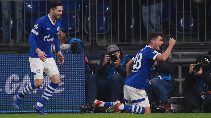 'Шальке-04' довел свою серию без побед в Бундеслиге до 26 игр