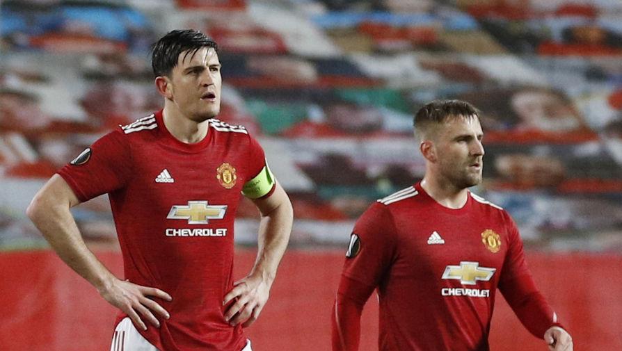 'Манчестер Юнайтед' сыграл вничью с 'Лидсом'