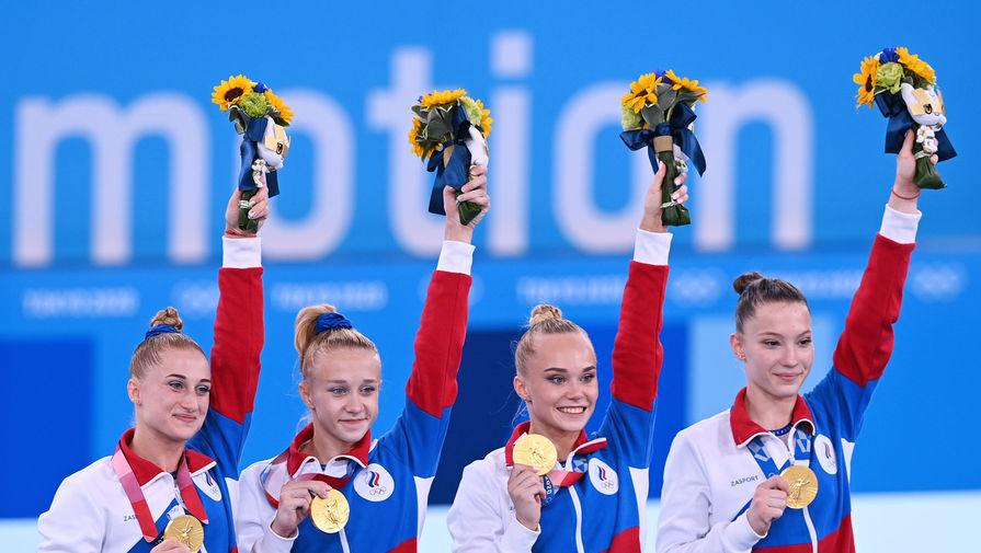 Российская гимнастка рассказала, что без таланта выиграла золото Олимпиады