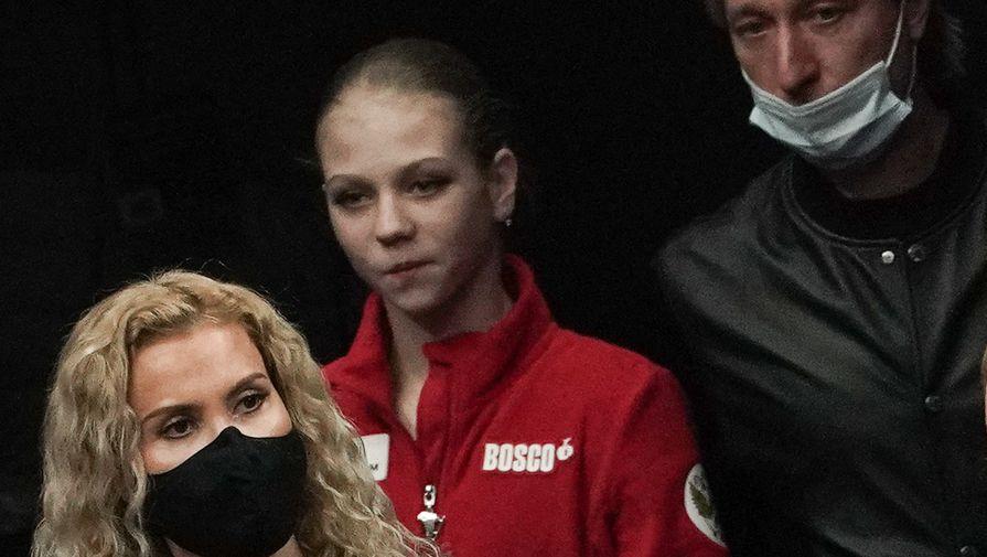 Тренер Розанов рассказал о своем уходе к Плющенко вместе с Трусовой