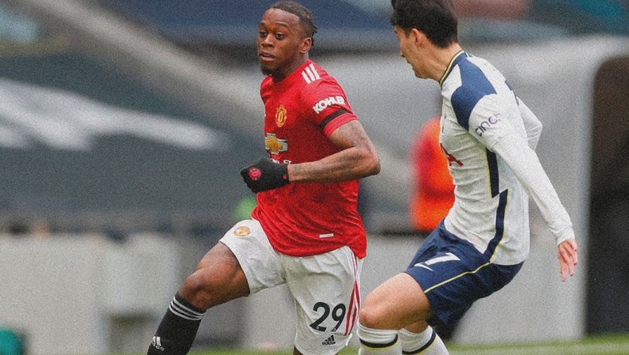 'Манчестер Юнайтед' одержал победу над 'Тоттенхэмом' в матче АПЛ