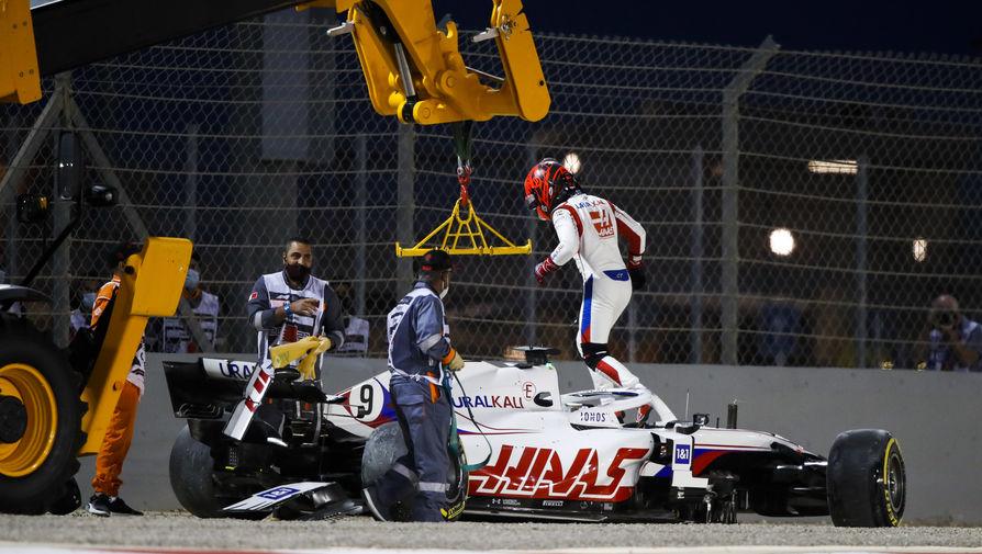 Боттас выиграл квалификацию Гран-при Португалии, Мазепин снова последний