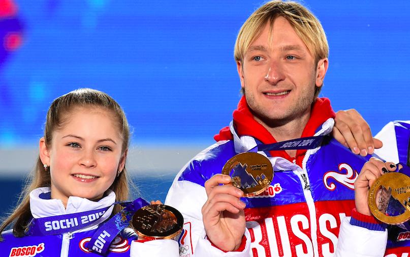 Липницкая вошла в тренерский штаб Плющенко