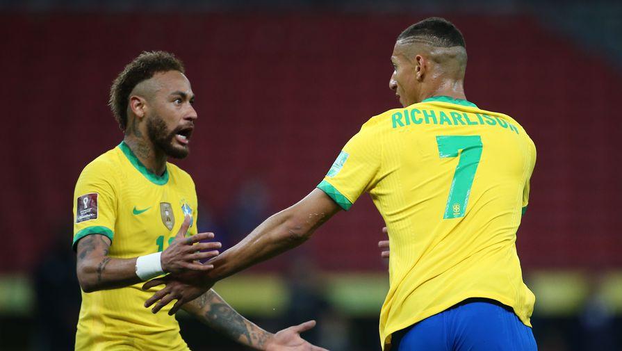 Неймар послал всех бразильцев, кто не будет поддерживать сборную в финале Кубка Америки