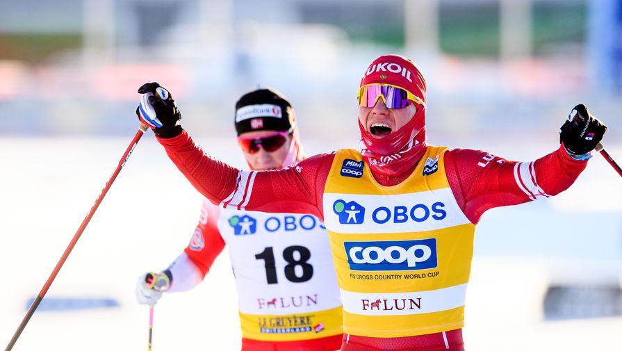 Тренер сборной Норвегии считает фаворитами масс-старта Большунова и Нисканена