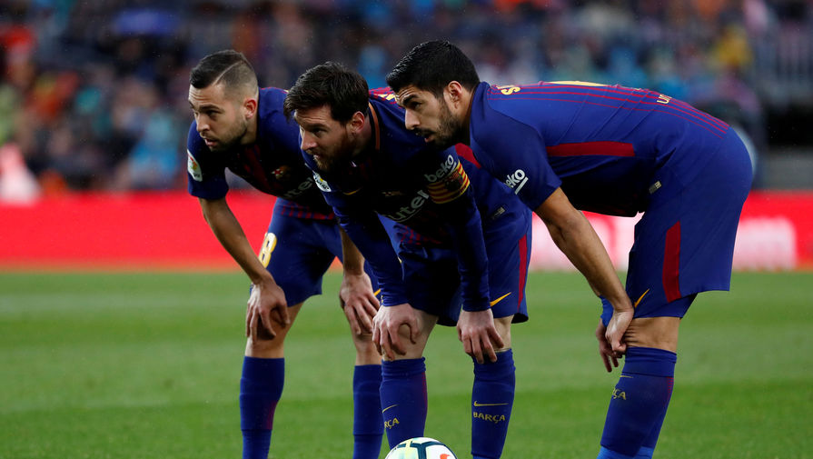 Жорди Альба не хочет никуда уходить из 'Барселоны'