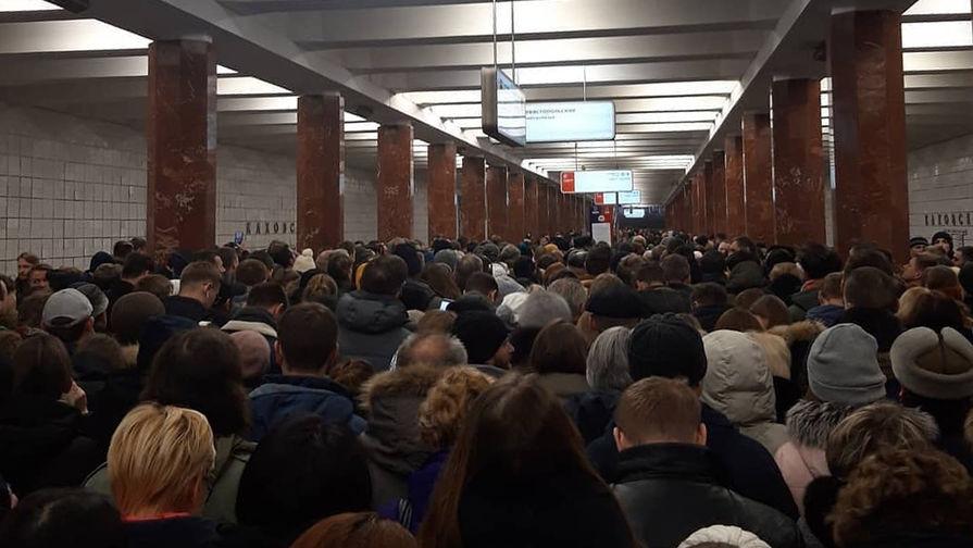 Промес вспомнил, как испугался в московском метро
