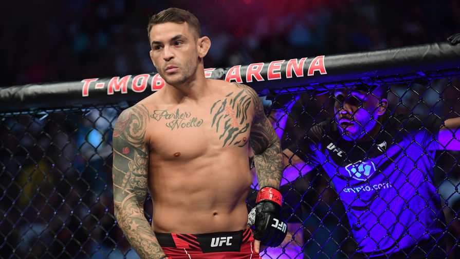 Порье подерется за титул чемпиона UFC
