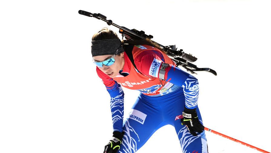 Рёйселанд выиграла гонку преследования на этапе КМ, Кайшева — восьмая