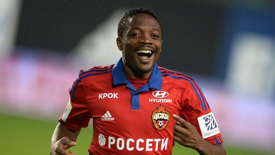 Агент Мусы опроверг договоренность о его возвращении в ЦСКА
