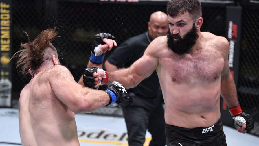 Орловский проиграл Аспиналу в рамках поединка на UFC Fight Night 185
