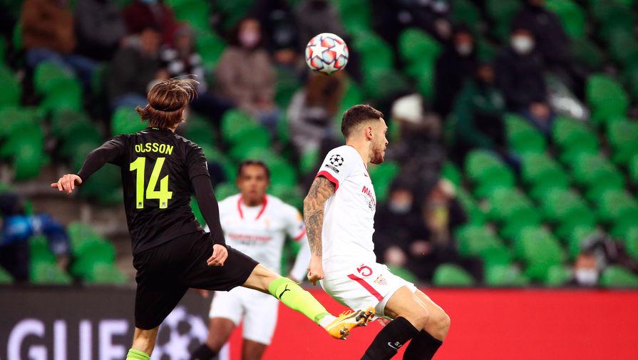 Бывший тренер 'Краснодара' прокомментировал поражение в Лиге чемпионов от 'Севильи'
