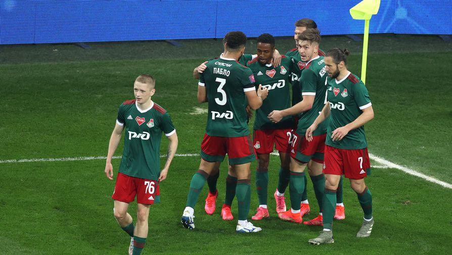 'Локомотив' одержал волевую победу над 'Арсеналом' в первом туре РПЛ