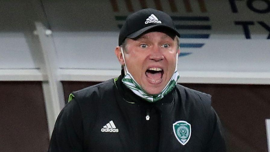 Талалаев считает, что класс датских игроков повыше российских