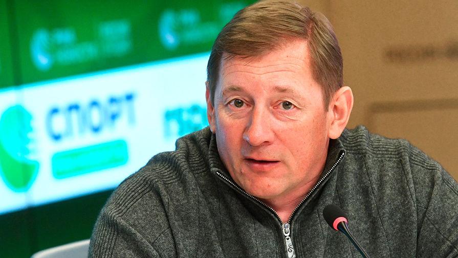 Аликин раскритиковал тренера сборной России за высказывание в адрес Логинова