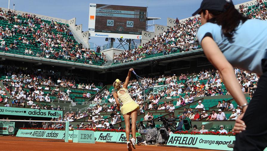 Российская теннисистка Самсонова вышла в финал турнира WTA