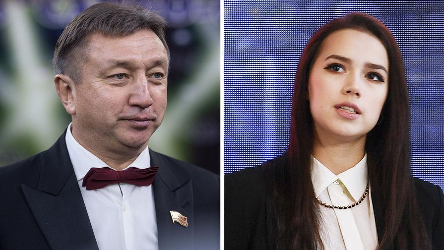 Директор 'Самбо-70' о Загитовой и Медведевой: они свое уже откатали