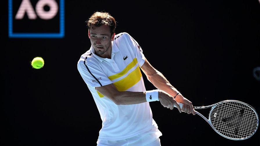 Медведев мечтает встретиться с Карацевым в финале Australian Open