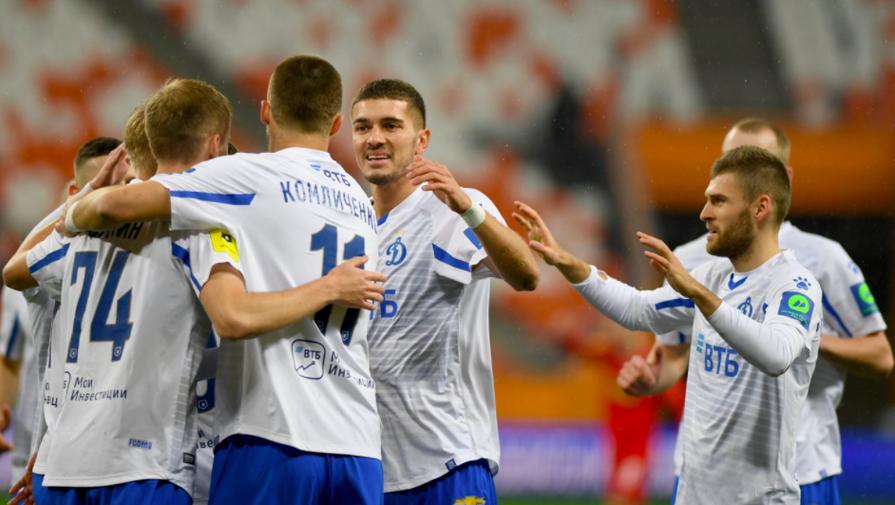 Защитник 'Тамбова' извинился за удаление в матче с 'Динамо'