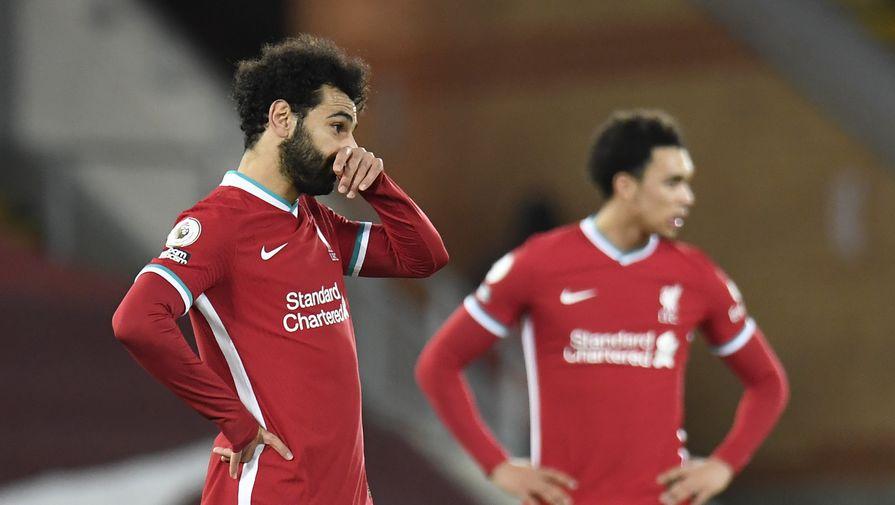 'Лестер' обыграл 'Ливерпуль' в матче чемпионата Англии
