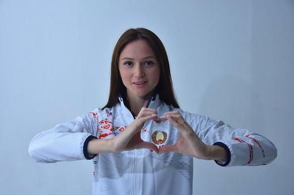 Призерка Игр Герасименя назвала события в Белоруссии 'женской революцией'
