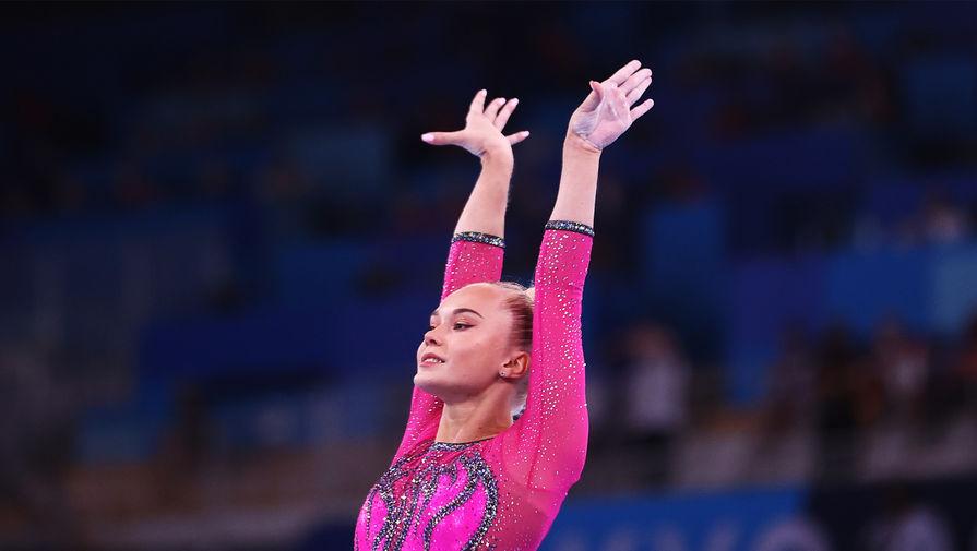 Тренер сборной России по гимнастике считает, что у Мельниковой украли серебро