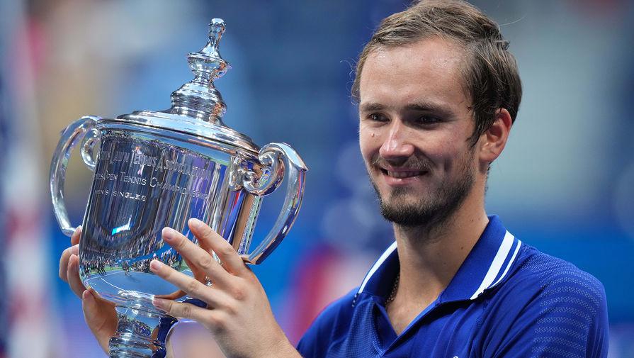 Теннисист Медведев рассказал о своем отношении к Дзюбе
