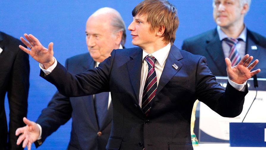 Аршавин назвал бездарностями игроков сборных Италии и Англии