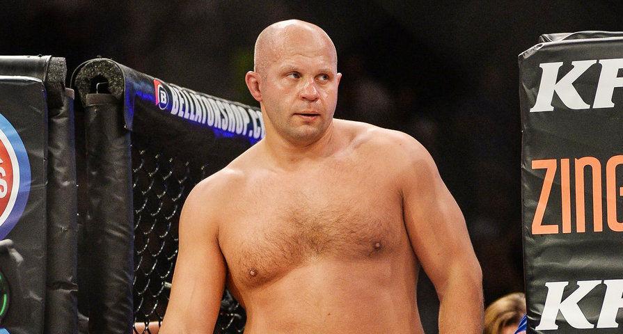 Емельяненко попал в топ-4 тяжеловесов за всю историю MMA