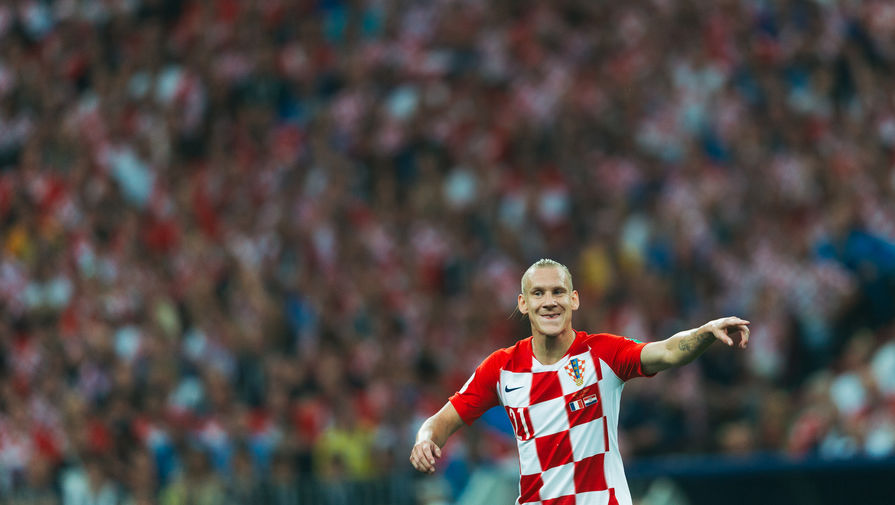 Защитник сборной Хорватии узнал о заражении коронавирусом в перерыве матча с Турцией