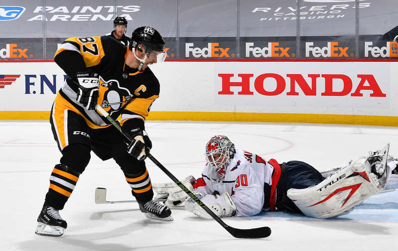 Овечкин оценил игру Самсонова в первом матче после возвращения из АХЛ