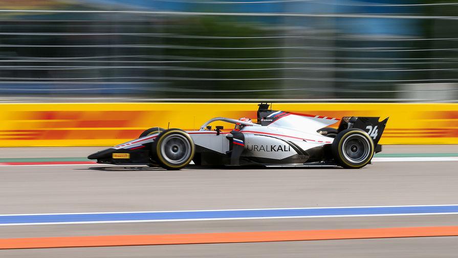 Мазепин получил еще один штраф по итогам гонки 'Формулы-2' в Бахрейне