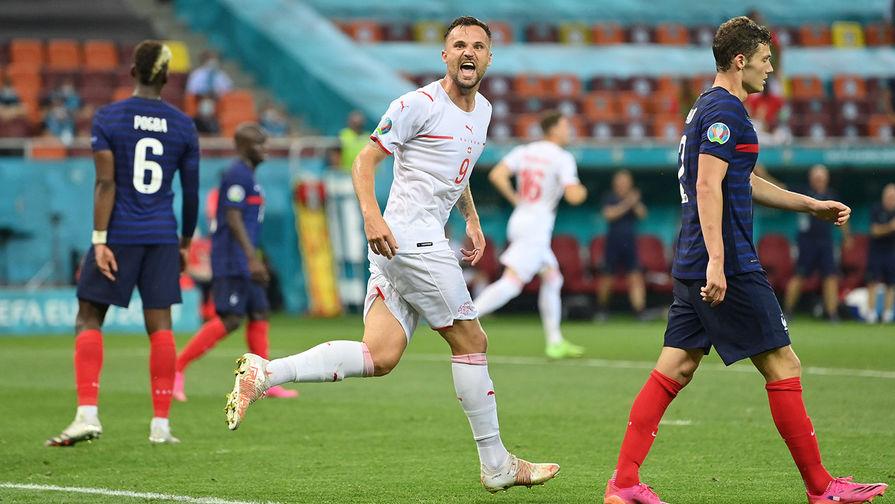 Раскрыты подробности конфликта между игроками сборной Франции на Евро