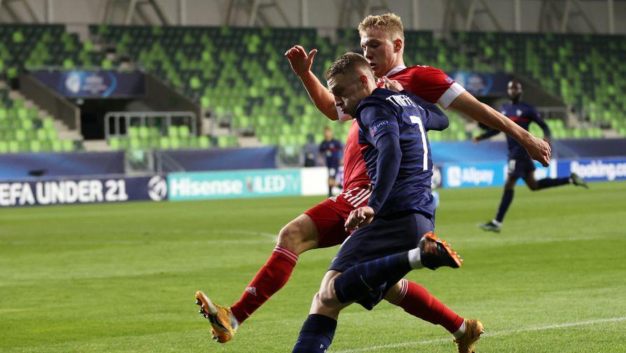 Тренер молодежной сборной России ждет трудной игры против Дании