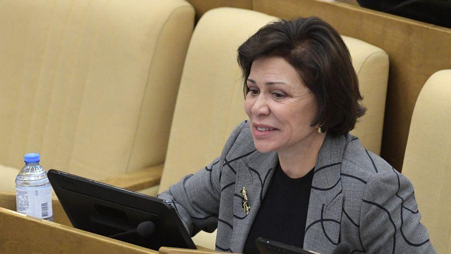 Роднина прокомментировала жалобу Бестемьяновой на пенсию в 90 тысяч