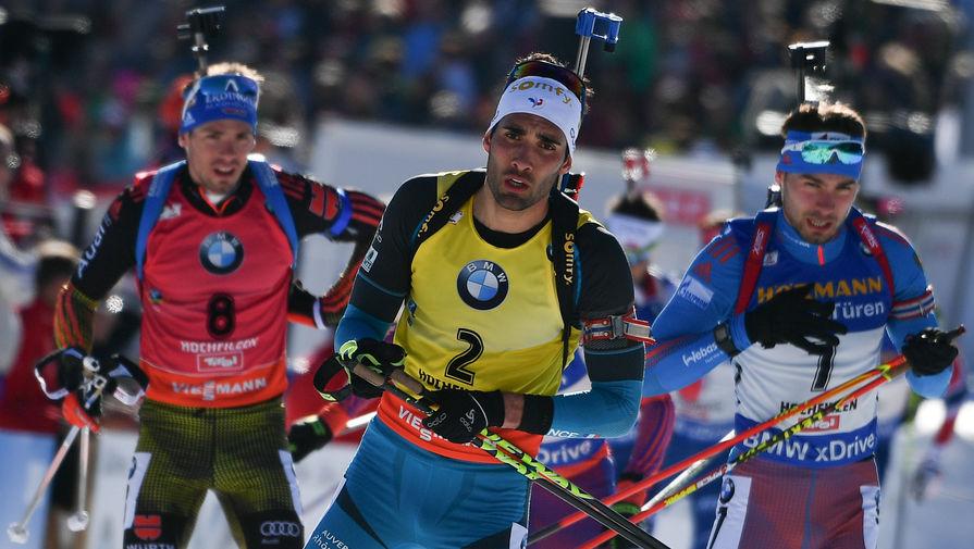 Фуркад заявил о готовности поработать в сборной России по биатлону