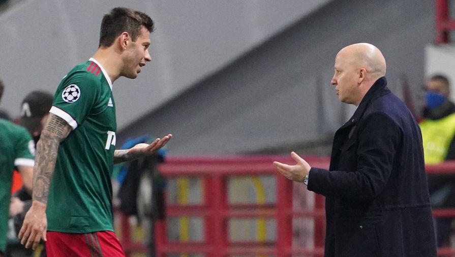 Главный тренер 'Локомотива' прокомментировал поражение от 'Баварии' в Лиге чемпионов