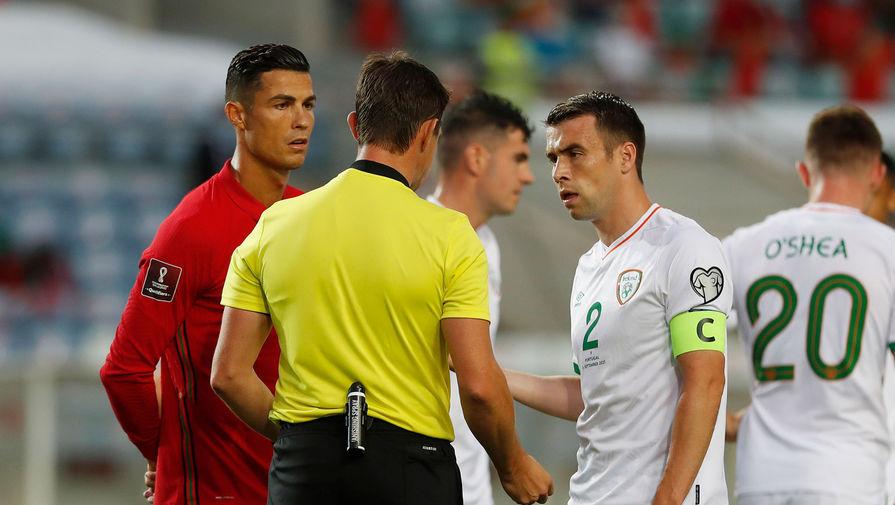 Роналду повторил рекорд по матчам за европейскую сборную