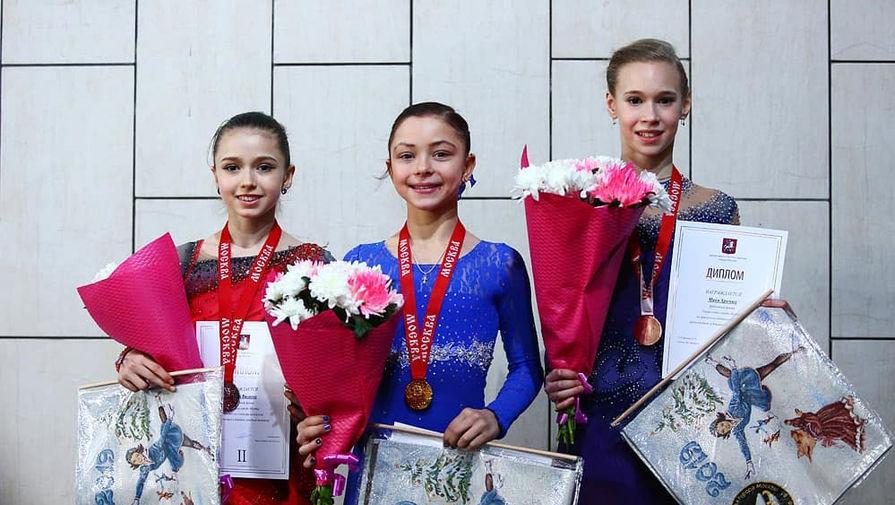 Фигуристка Самоделкина выступит на пятом этапе Кубка России