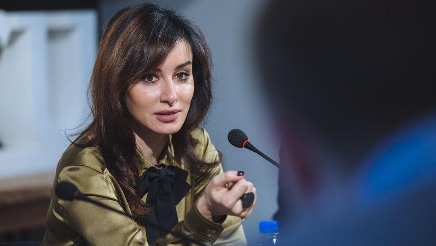Канделаки прокомментировала скандал Губерниева и Бузовой в эфире Матч ТВ