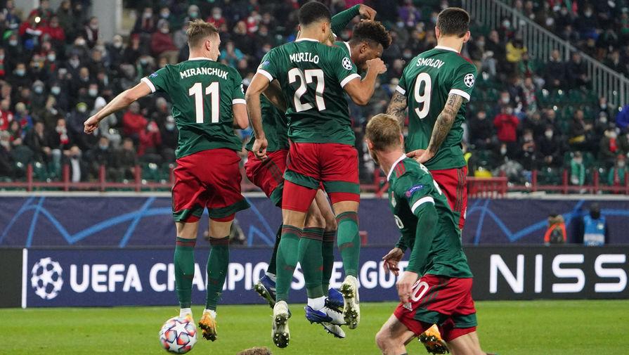'Атлетико' допустил ряд забавных ошибок в составе 'Локомотива'