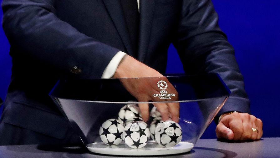 'Ливерпуль' сыграет с 'Лейпцигом' в 1/8 финала Лиги чемпионов УЕФА
