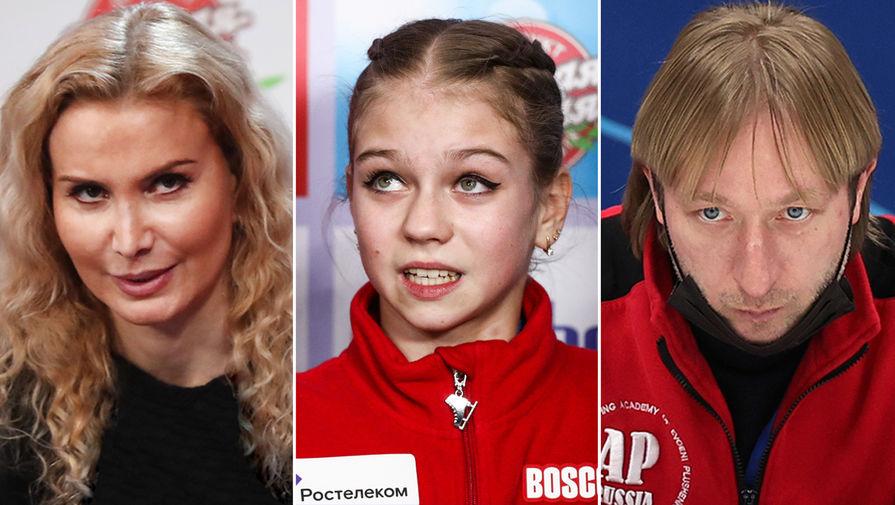 Олимпийская чемпионка Баюл высмеяла возвращение Трусовой к Тутберидзе