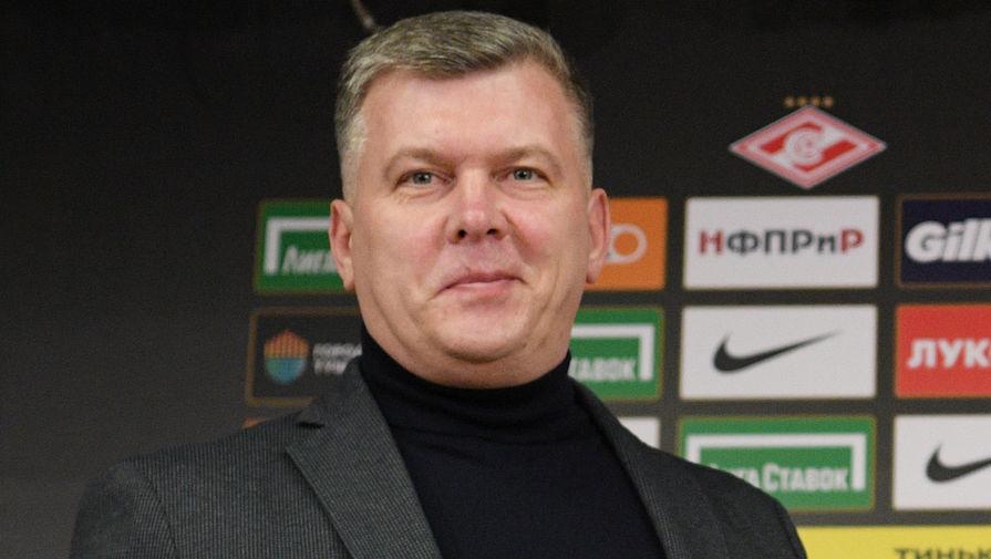 В 'Спартаке' ответили на критику в адрес гендиректора клуба