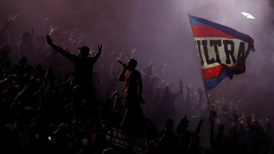 'Пари Сен-Жермен' обыграл 'Марсель' и стал обладателем Суперкубка Франции