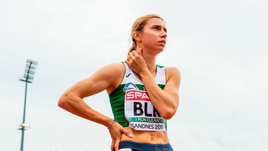 Стало известно, где пройдет пресс-конференция легкоатлетки Тимановской
