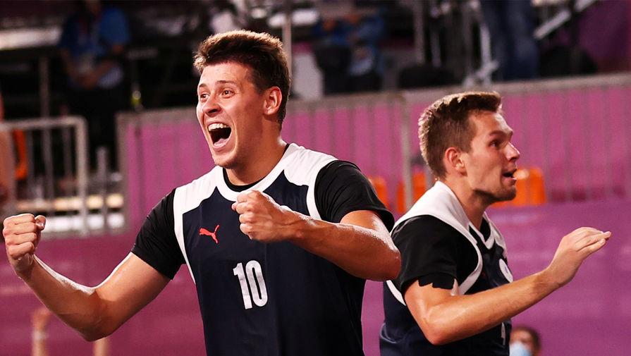 Мужская сборная России по баскетболу 3х3 вышла в финал Олимпиады