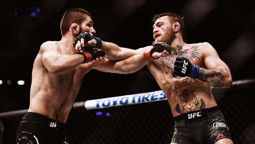 Макгрегор по ошибке сместил Хабиба и возглавил рейтинг лучших бойцов MMA